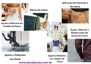 Customização de roupas em moema