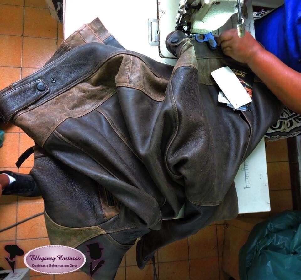 jaqueta-de-couro-sendo-customizada-ellegancy-costuras-www-elcosturas-com_-br-jaqueta-motociclista-velocidade-ajusteemjaqueta-ellegancycosturas-7035636