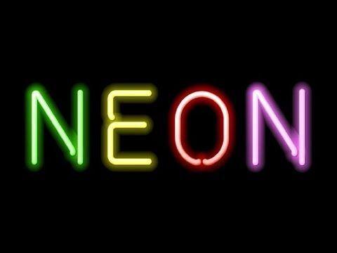 Neon – o novo trend da passarela