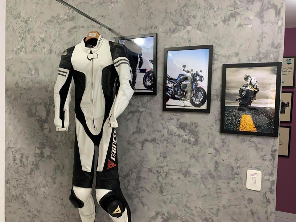 299 speed point pinturas especiais em moto