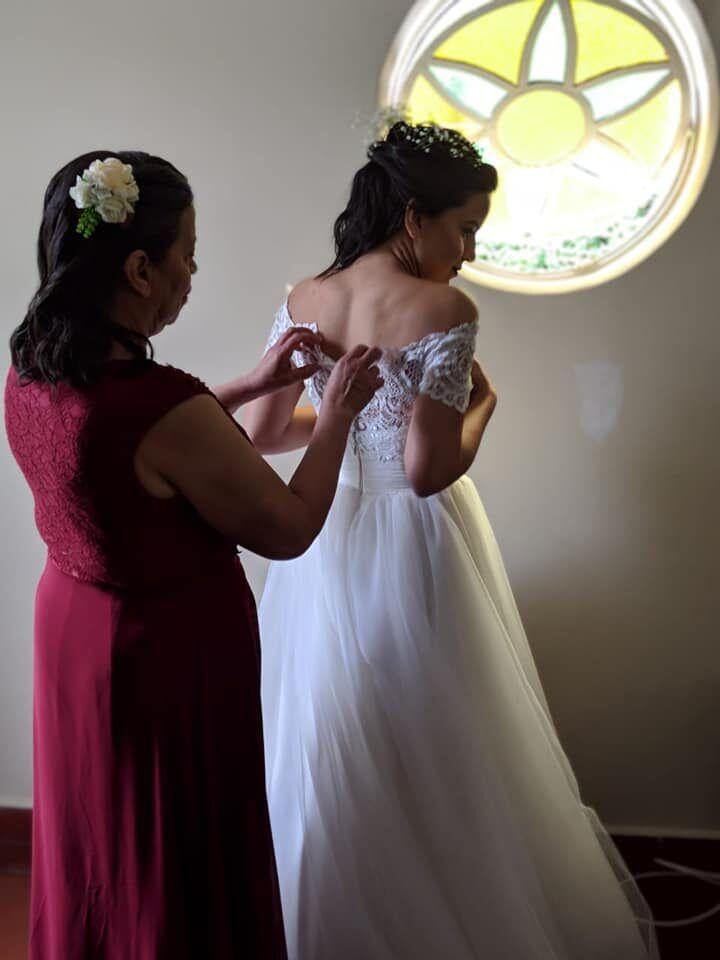 Costureira de noiva em sp