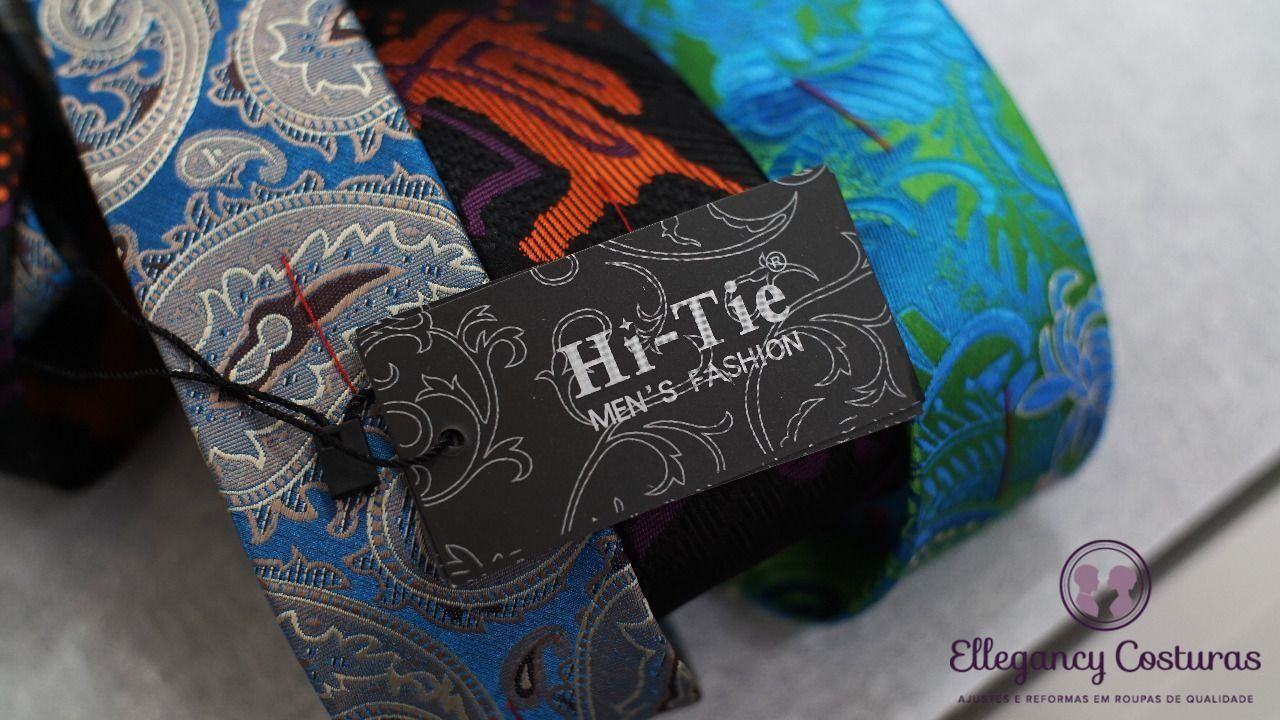 Alfaiate São Paulo para ajustes em gravatas