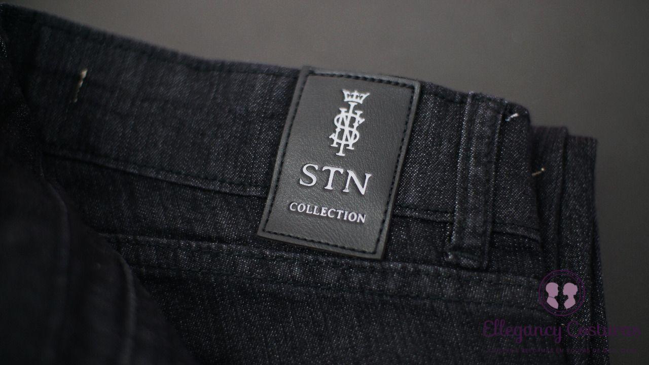 Afinar boca de calça social ou jeans masculina