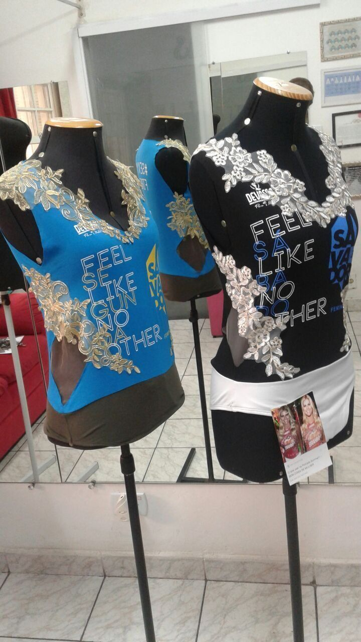 Customizar ou ajustar roupas ?