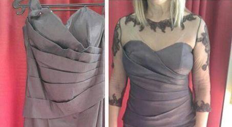 Loja que faz conserto de roupas