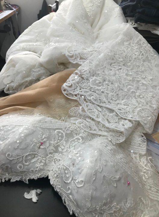 Personalizar o vestido de noiva