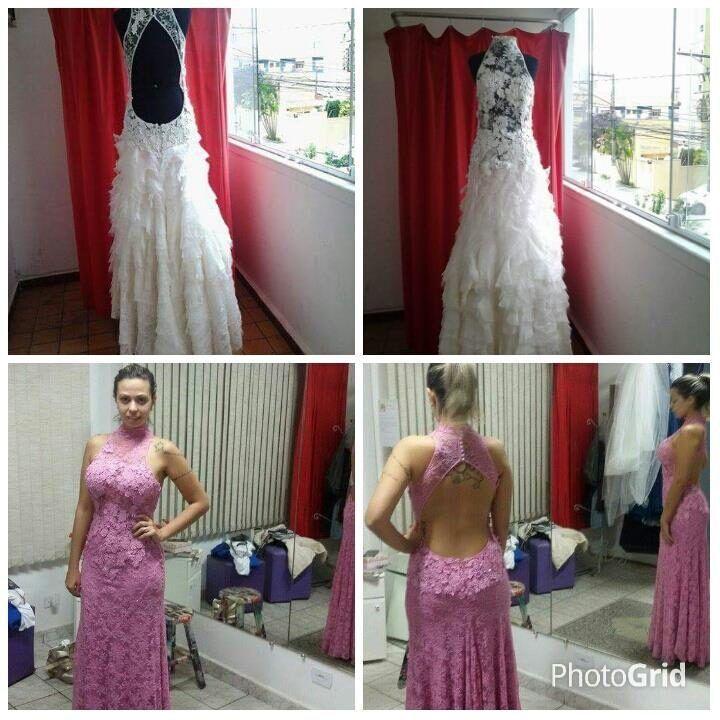 Dar uma repaginada no vestido de festa