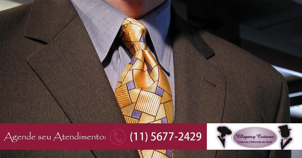 Atendimento a executivos nos ajustes de roupas