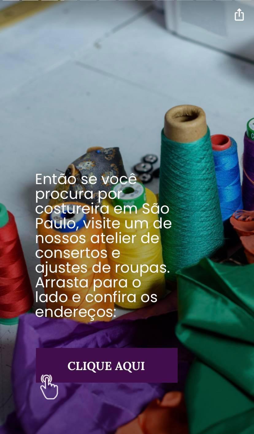 atelier de costura sp