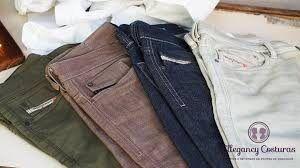 Orçamento para conserto de roupas