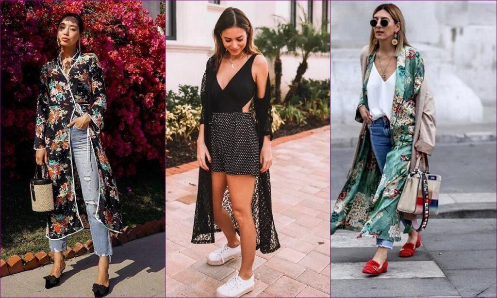 Dicas de como usar o kimono feminino