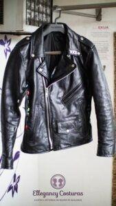 Reforma em jaqueta de couro sp