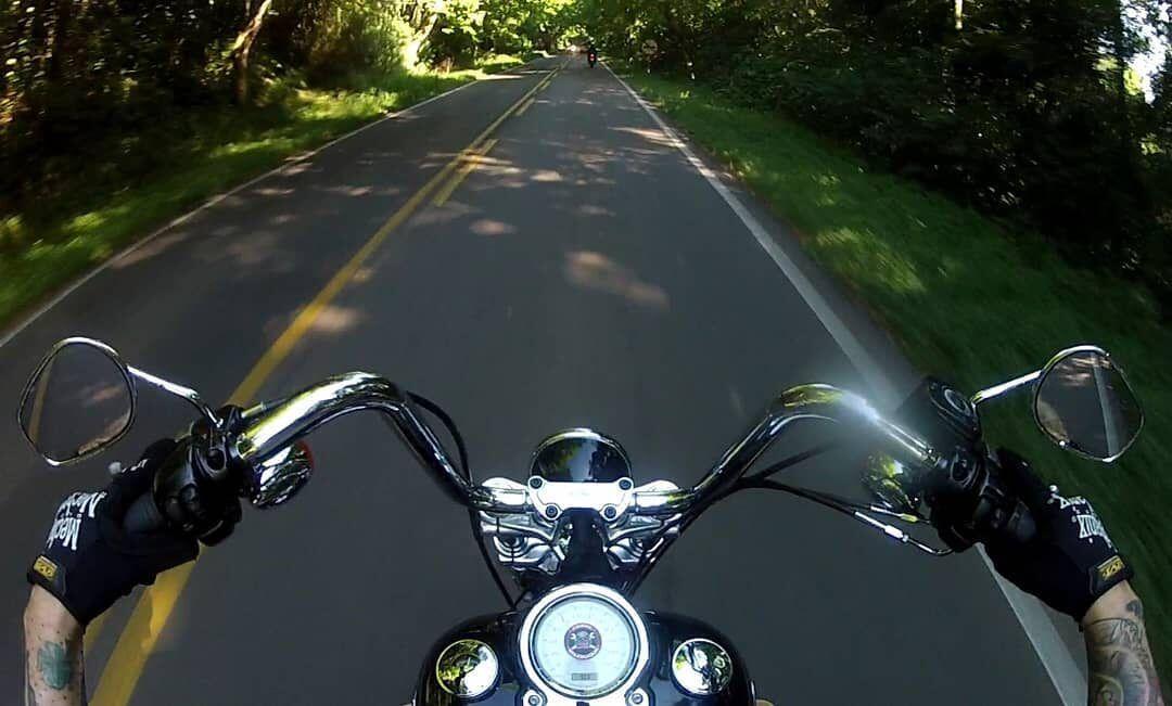 Homenagem ao dia nacional do motociclista