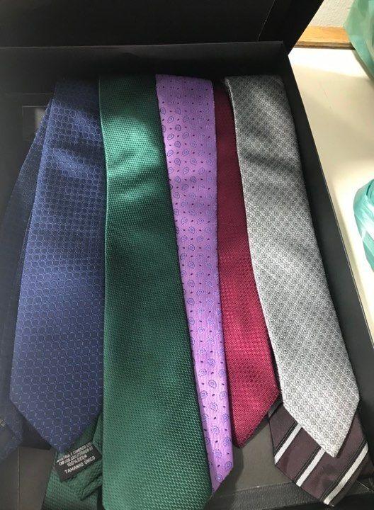 Deixar a gravata mais estreita