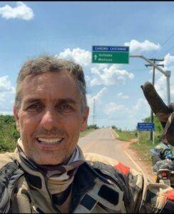 Expedição de moto na transamazônica com a bmw