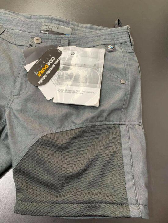 Calça da bmw- como transformar a calça em bermuda