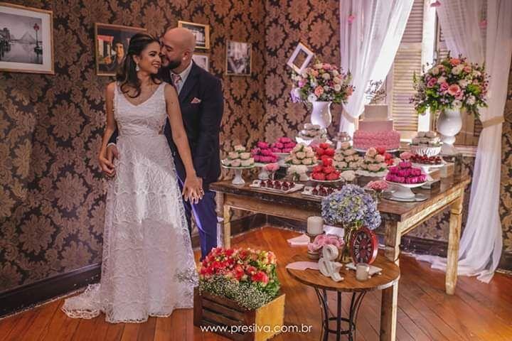 Tendências de vestidos de noiva 2021