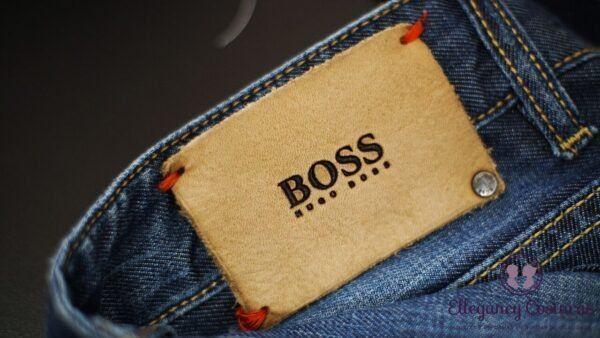 Costura e customização em jeans