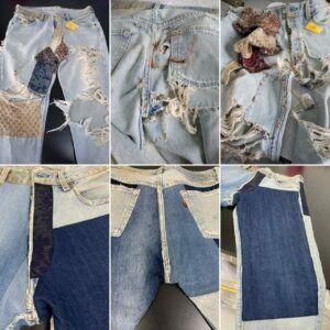 Como customizar calça jeans?