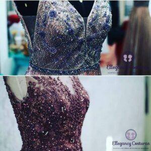 Dicas de looks com o belo vestido de paetê