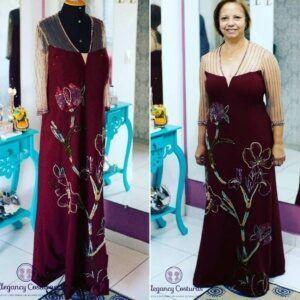 Como salvar um vestido de festa com urgência em S.P.