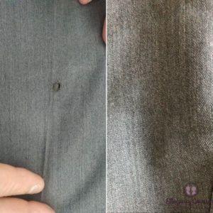 Ajustes de camisas e afinar gravatas