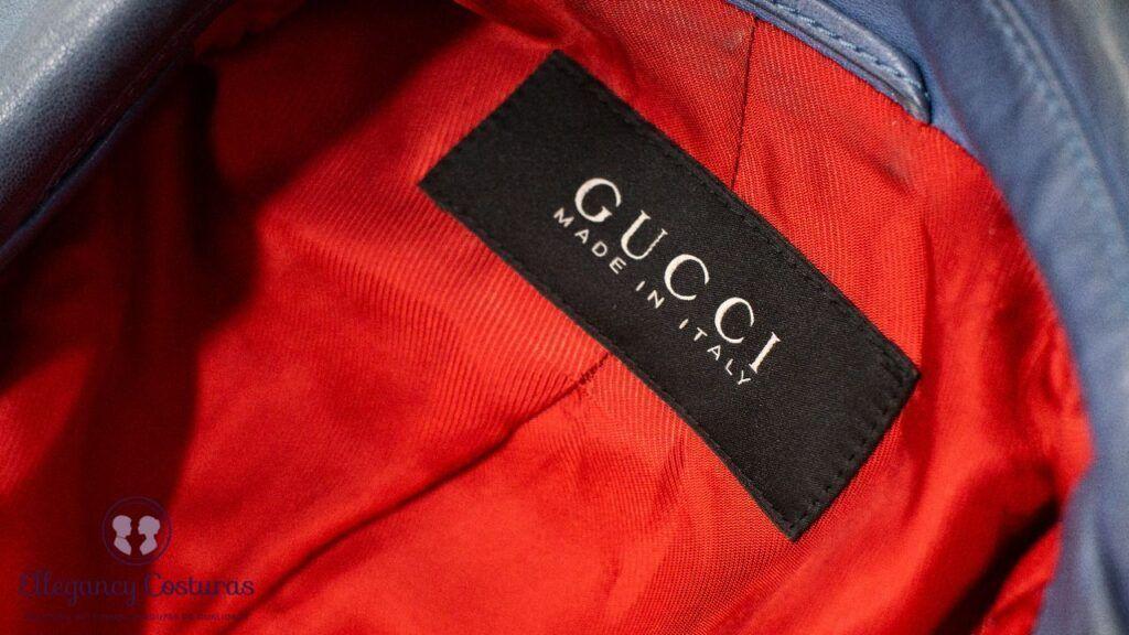 Reforma de roupas em couro