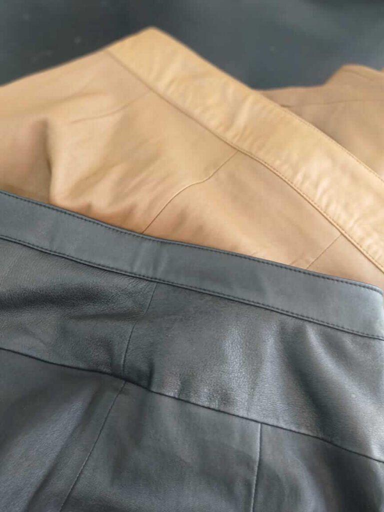 Reformar as calças de couro em Sp