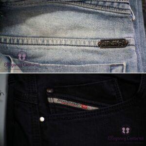 Restauracao de calca jeans em Sp