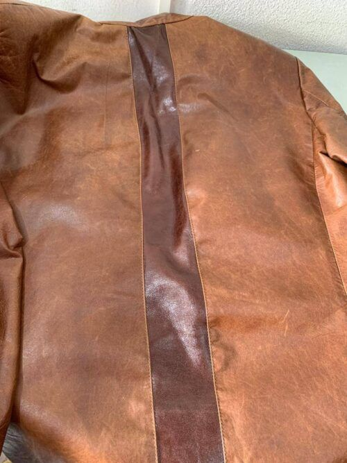 Reformar paletó de couro