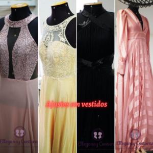 Como encontrar um atelie para vestido de festa