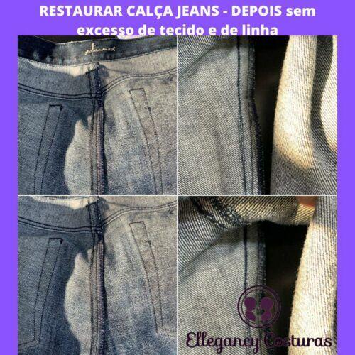 Reformar calça jeans