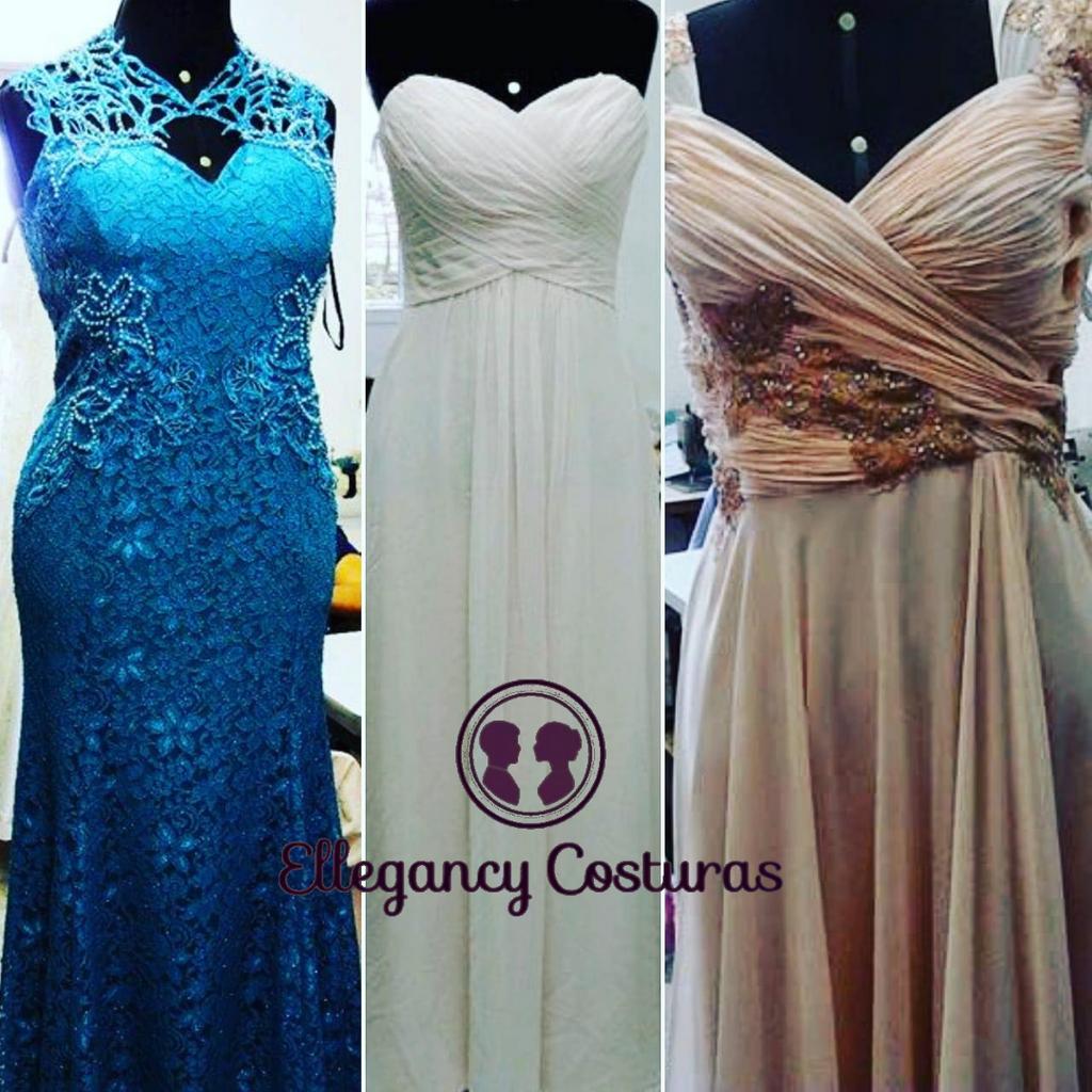 costureira vestido de festa
