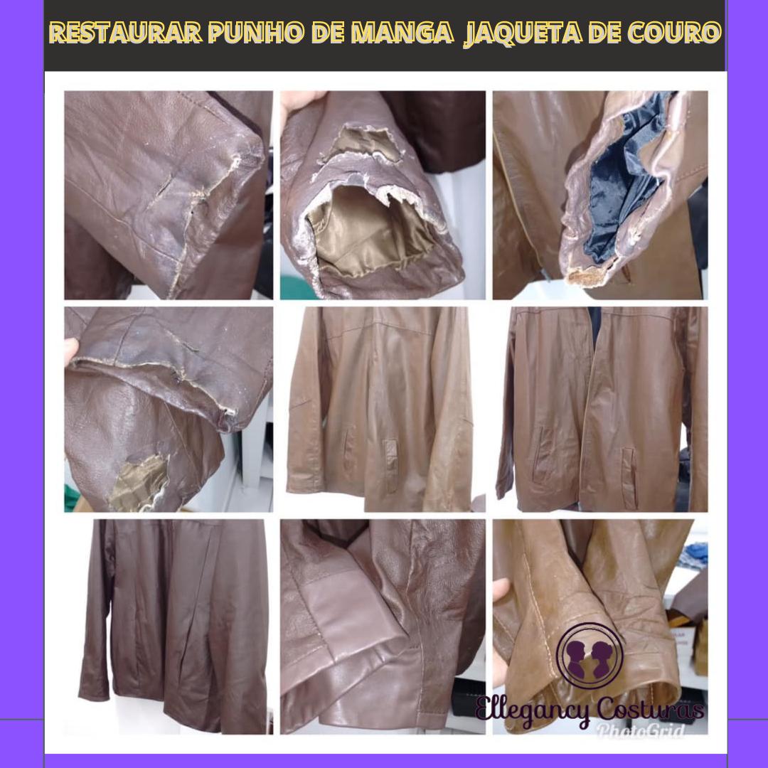 Por que reciclar roupas de couro
