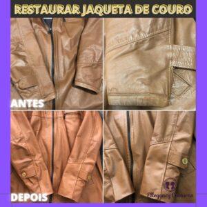 conserto jaqueta de couro sp