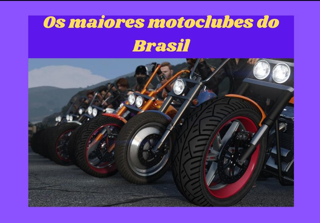 Os maiores motoclubes do Brasil 2