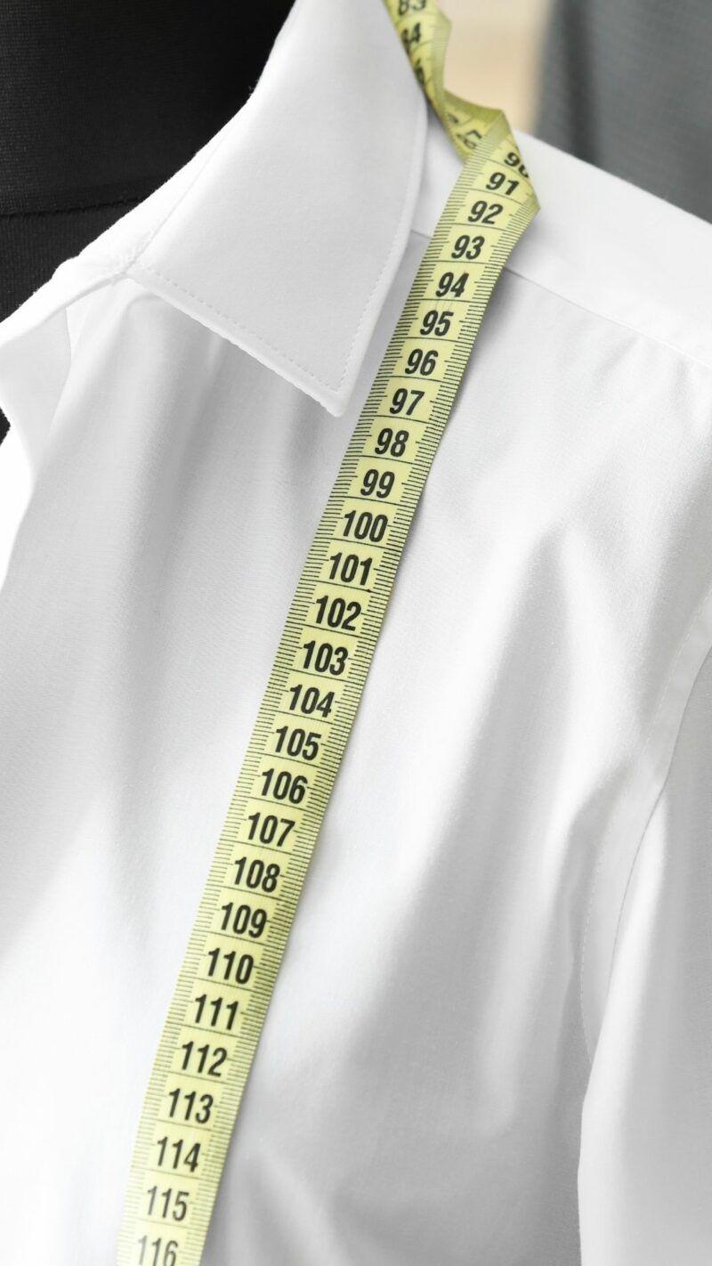 Quanto custa ajustar camisa
