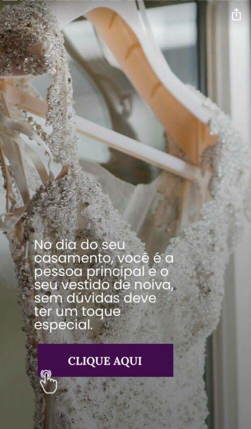 você é a noiva